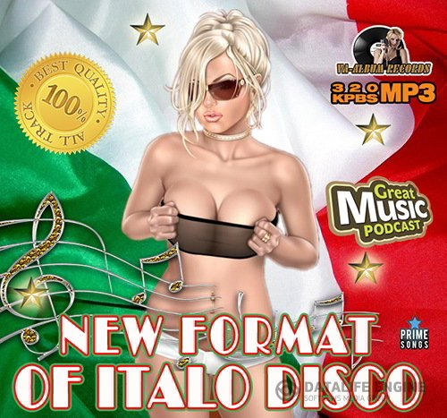 New Format Of Italo Disco (2015)