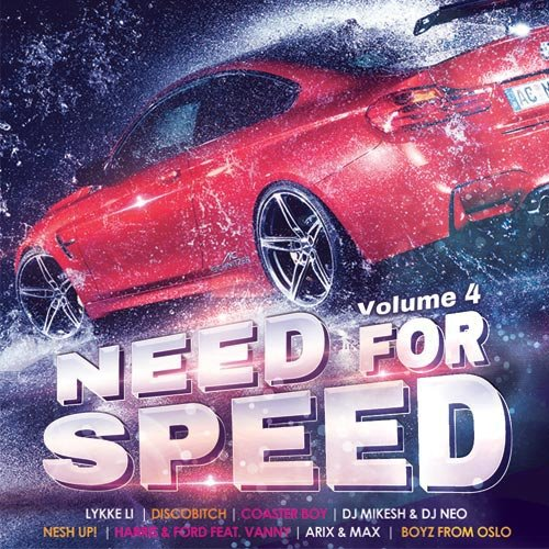 Need for Speed Vol.4 (2015)