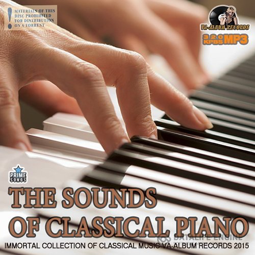 The Sounds Of Classical Piano (2015)