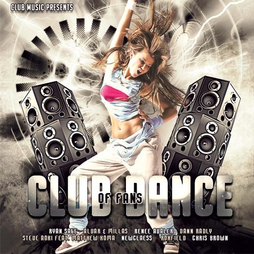 Club of fans Dance vol.7 (2016)