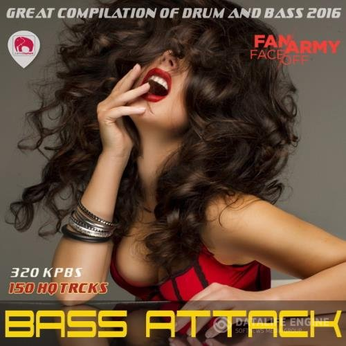 Bass Attack: Great Compilation (2016)