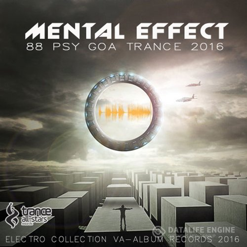 Mental Effect: Psy Goa Trance (2016)