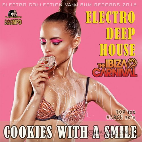 Cookies With A Smile: Ibiza Deep House (2016)