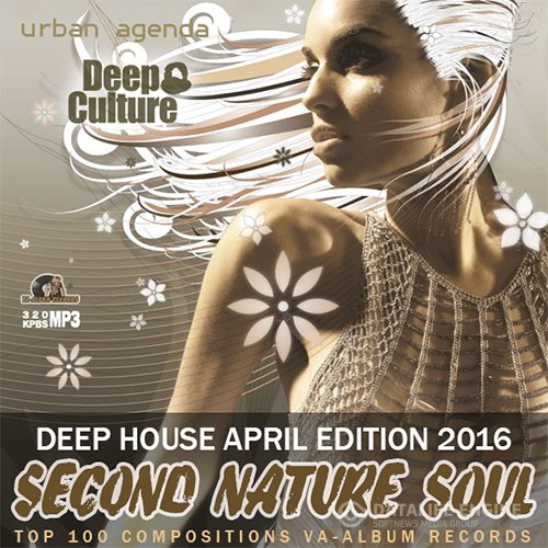 Second Nature House: April Deep House (2016)