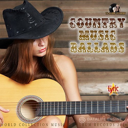 Country Music Ballads (2016)