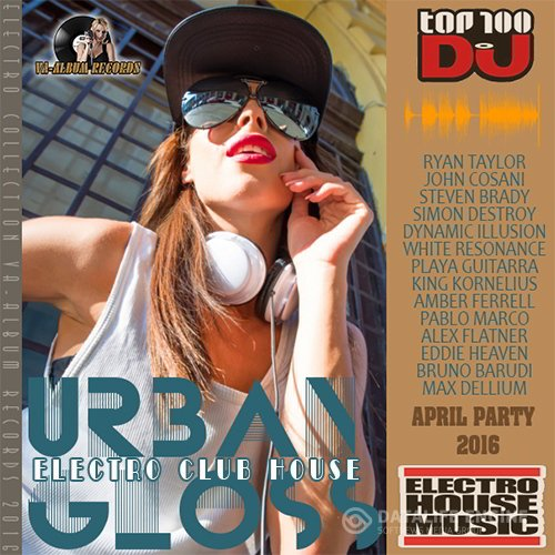 Urban Gloss: Top 100 DJ (2016)