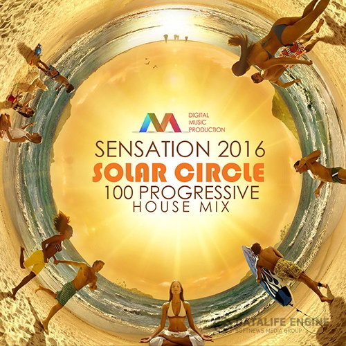 Solar Circle: Progressive House Mix (2016)