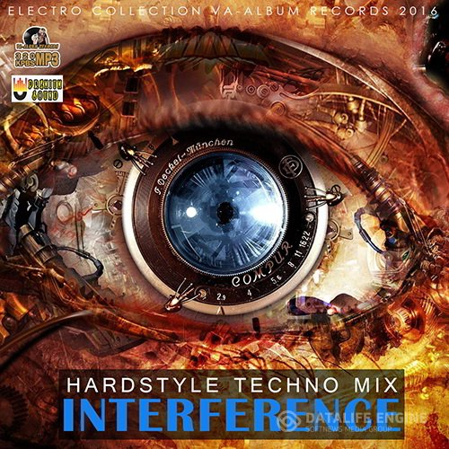 Interference: Hardstyle Techno Mix (2016)