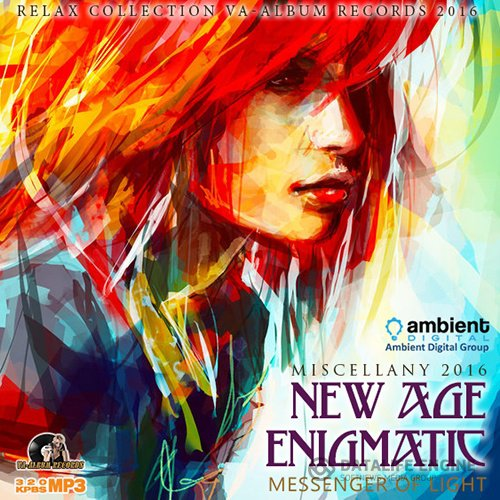 Messenger Of Licht: New Age Enigmatic (2016)