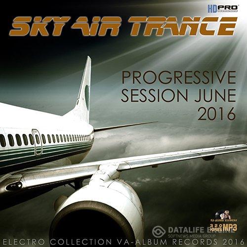 Sky Air Trance: Progressive Session (2016)