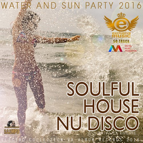Soulful House Nu Disco (2016)