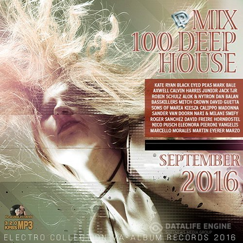 Mix 100 Deep House (2016)