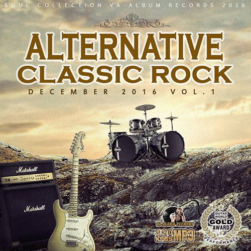 Alternative Classic Rock (2016)