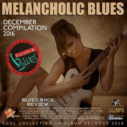 Melancholic Blues: December Compilation (2016)
