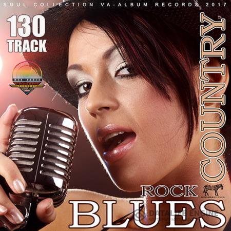 Rock Blues And Country Mix (2017)