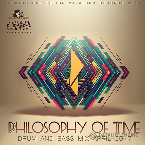 Philosophy Of Time: Drumm And Bass Mix (2017)
