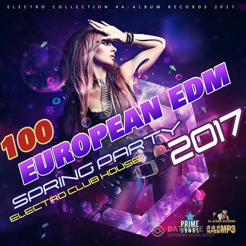 Spring Party European EDM (2017)