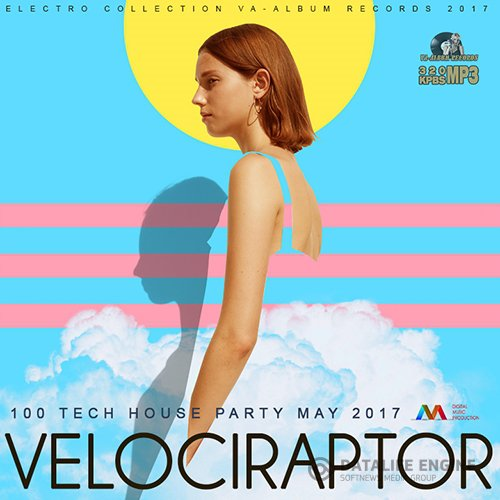 Velociraptor: Tech House Party (2017)