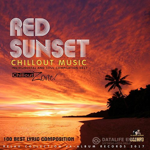Red Sunset: Chillout Musical Set (2017)