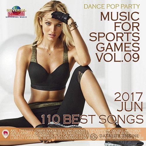 Music For Sports Games Vol.09 (2017)