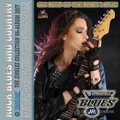 Rock Blues And Country Compilation (2017)