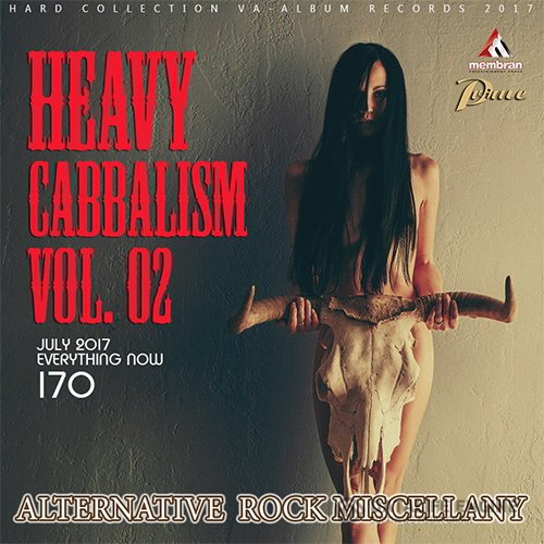 Heavy Cabbalism Vol. 02 (2017)