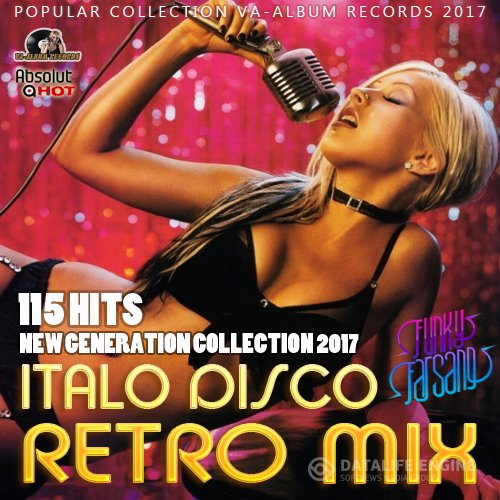 Italo Disco Retro Mix: New Generation (2017)