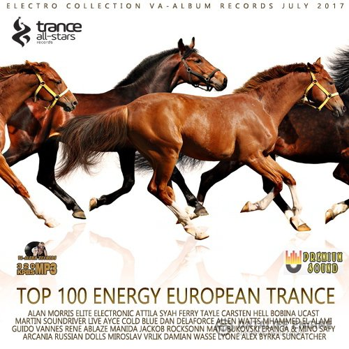 Top 100 Energy European Trance (2017)