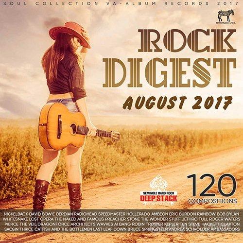 August Rock Digest (2017)
