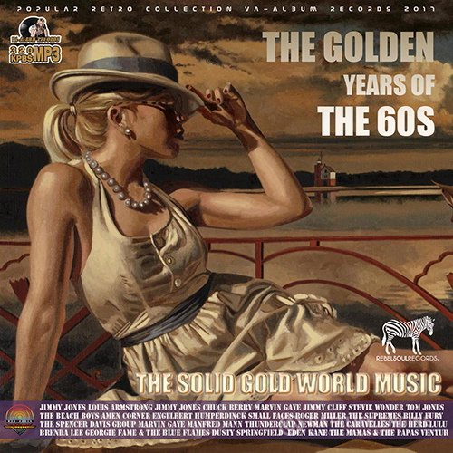 The Golden Years Of The 60s (2017)