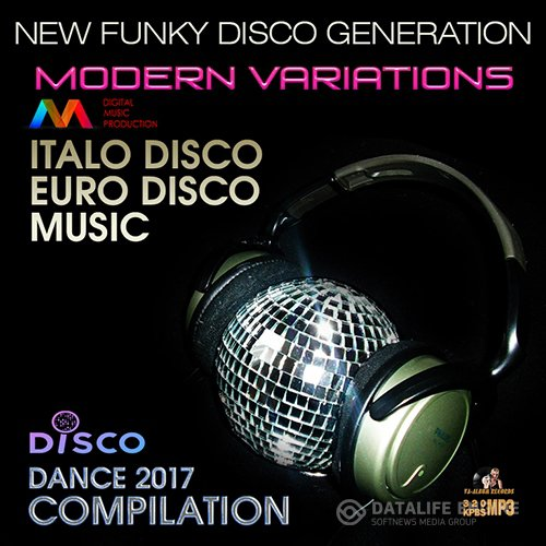 New Funky Disco Generation: Modern Variatitions (2017)