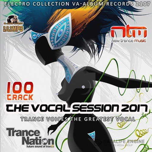 Trance Nation: The Vocal Session (2017)