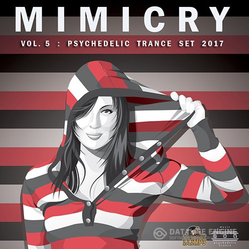 Mimicry Vol.5: Psychedelic Trance Set (2017)