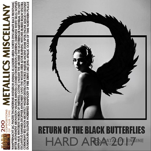 Return Of The Black Butterflies (2017)