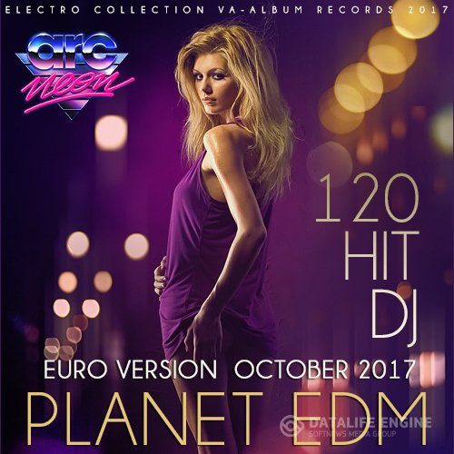 Planet EDM: October Euro Version (2017)