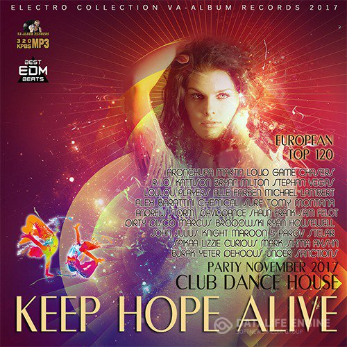 Keep Hope Alive (2017)