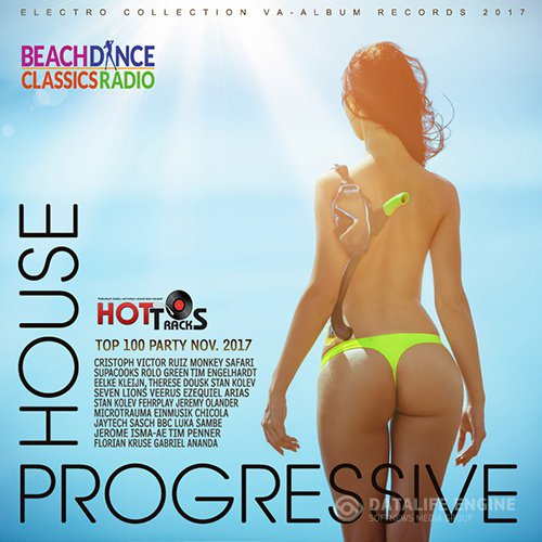 Progressive House: Beach Dance Classic Radio (2017)