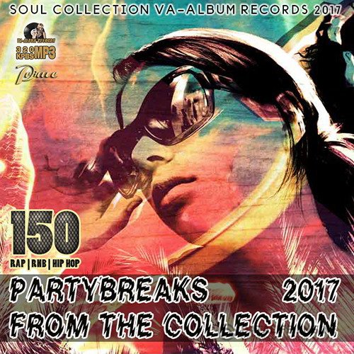 Partybreaks From The Collection (2017)