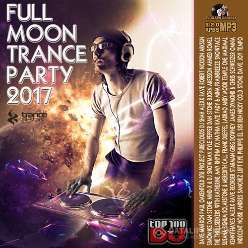 Full Moon Trance Party (2017)