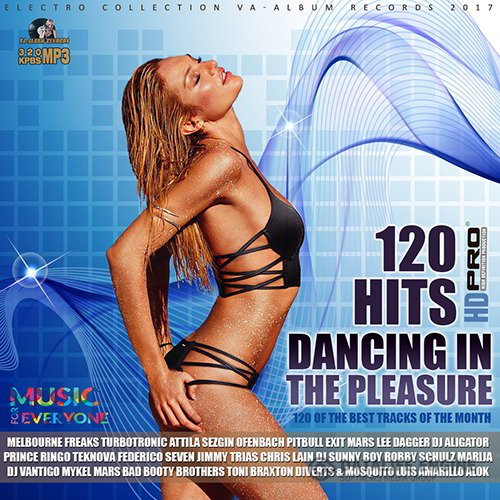 120 Hits Dancing In The Pleasure (2017)