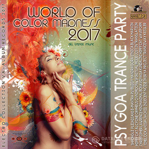 World Of Color Madness: Psy Goa Trance (2017)