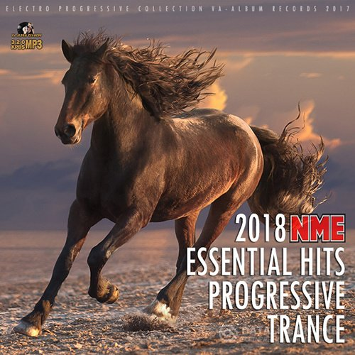 Essential Hits Progressive Trance (2017)