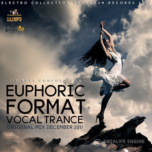 Euphoric Format: Vocal Trance Set (2017)