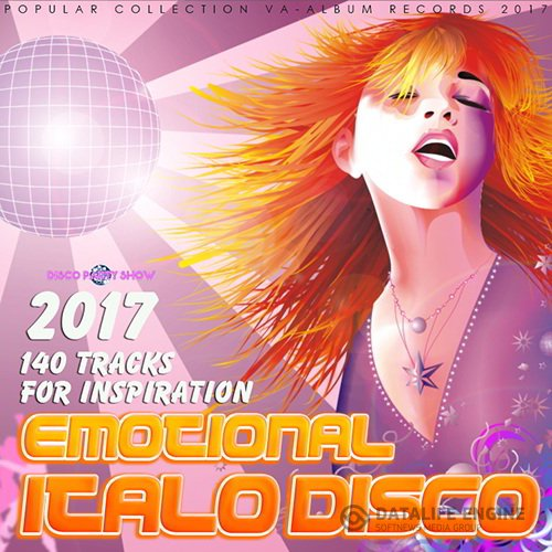 Italo Disco: Emotional Mix (2017)