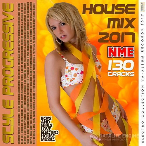 NME House Mix: Progressive Edition (2017)