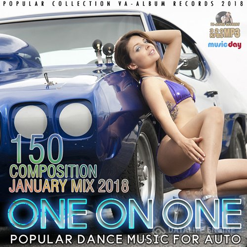 One On One: Auto Dace Mixtape (2018)
