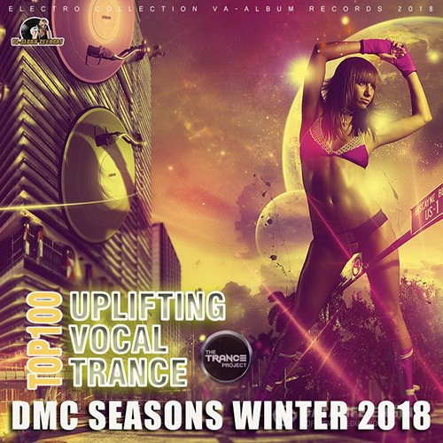 DMC Seasons Winter: Trance Uplifting Party (2018)