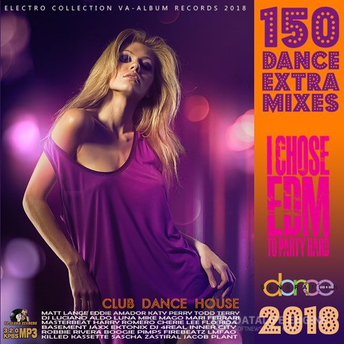 150 Dance Extra Mixes (2018)