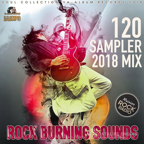 Rock Burning Sounds (2018)