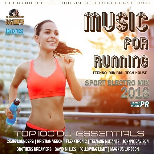 Music For Running: Sport Electro Mix (2018)